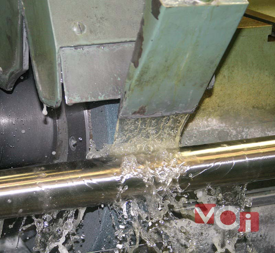 Fluido para usinagem de alumínio
