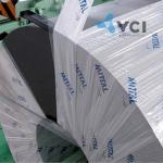 Máquina embaladoras de bobinas
