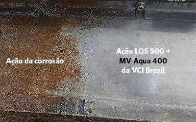 MV Aqua® 400 - Fluido Neutralizador Anticorrosivo Base Água
