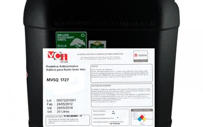 MVSQ® 1727 - Aditivo Orgânico Anticorrosivo